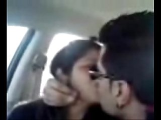 Soniya kissing forcely Indian MMS Muck clip0