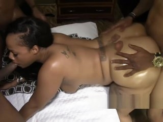 titillating mexican n pitch-black pussy banged apart from gradual paki