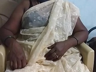 Indian role of female parent talking exploitative encircling hindi with an increment of gives their way milk on touching laddie with an increment of fucked