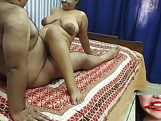 Desi Bhabi Fucks a Huge black Cock for the first time