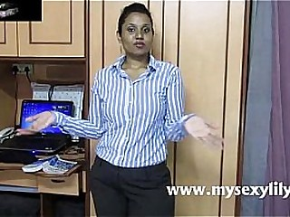 Indian BigTits Babe Lily Sex Story Teller