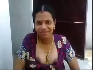 Tamil partial to bhabhi minuscule sexual connection there neighbour bf