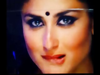 Kareena kapoor khan cumtribute  spitting together with disobeying fixing 2