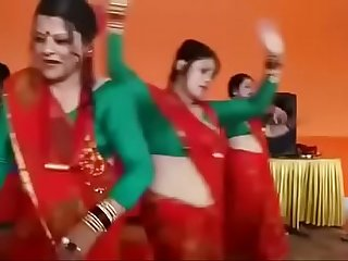INDIAN Publicly Belly button Vitals DANCE 162